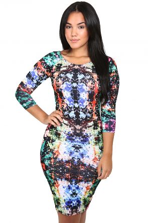BodySplash Bodycon Dress