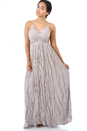 Fallen Angel Maxi Dress