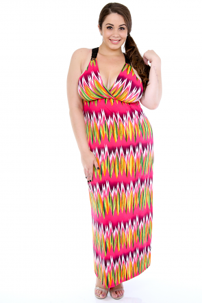 Summerset Maxi Dress