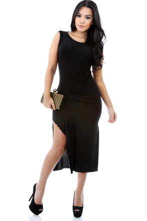 Exclusive Chance Maxi Dress