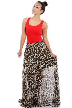 Wild Thang Skirt