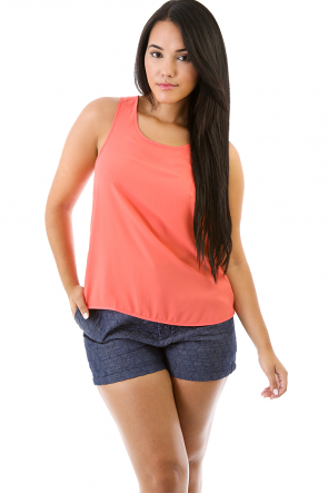 Simple Blouse Top