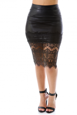 Boss Lady Skirt