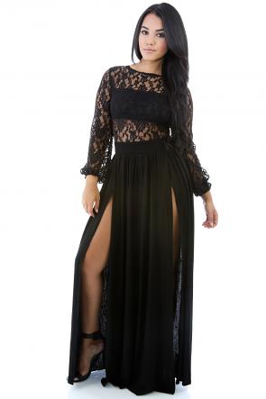 Heaven Maxi Dress