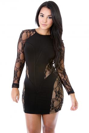 Lace Bay Dress