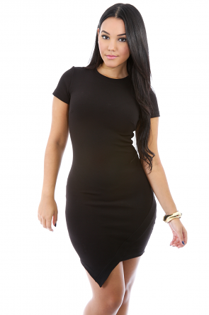 No Flex but Fitted Bodycon Dress
