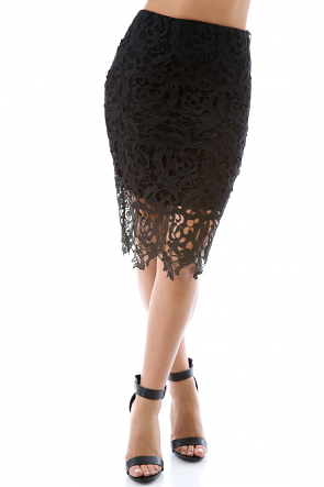 Lacey Maze Skirt