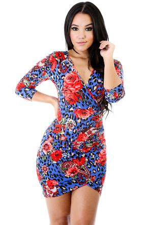 Floral Base Dress