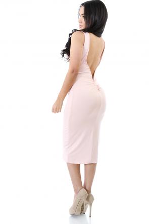 Deep View Dress