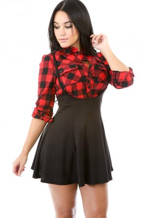 Romper Style Dress