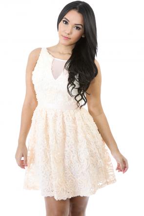 Floristic Mellow Dress