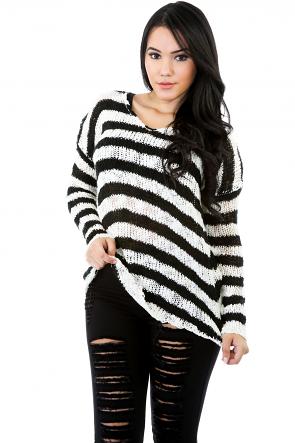Crotchet Comfy Sweater