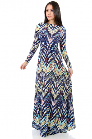 Fantasy Ways Maxi Dress