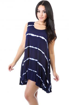 Glow Line Dress