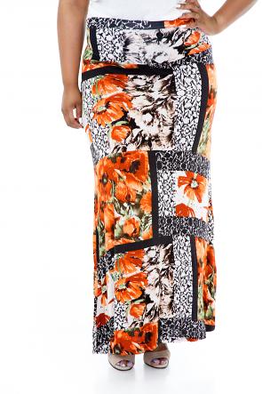 Floral Fein Skirt