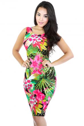 Floral Appeal Dress