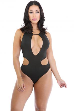 Silk Maze Bodysuit