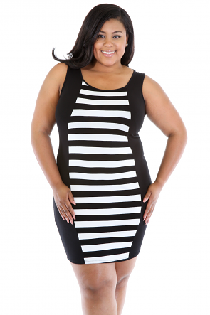 Striped Dream Dress