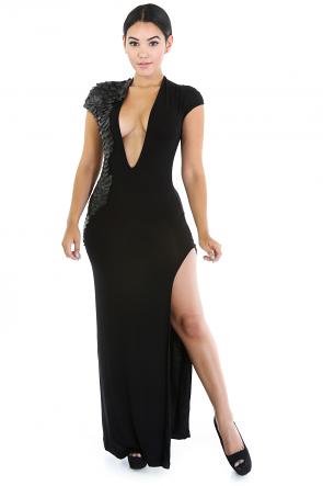 Rattle Beauty Maxi Dress