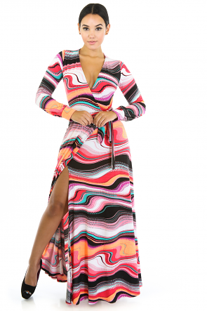Try Me Maxi Dress