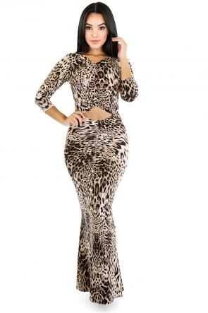 Cheetah Fabulous Dress