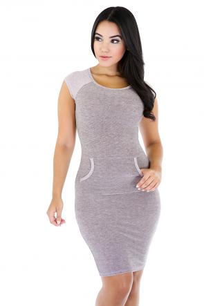 Pocket Comfy Casual Dress