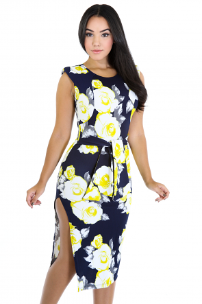 Blooming Blossoms Dress
