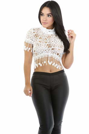 Hooked On Crochet Crop