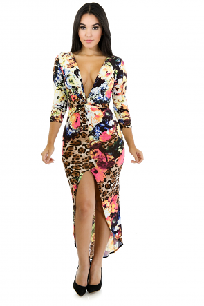 Shes From the Jungle Dress