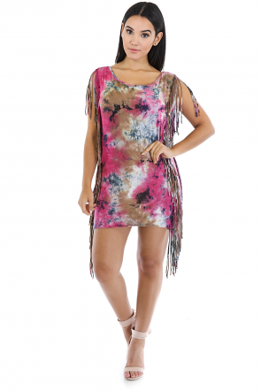 Woodstock Comeback Dress