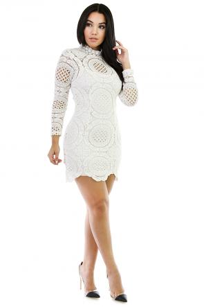 Crochet Beauty Dress