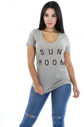 Sun Moon T-shirt