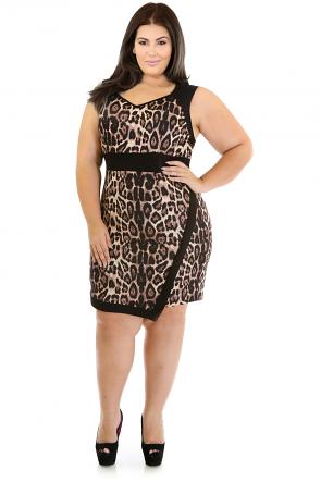 Cheetah Obsession Dress