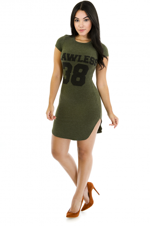 Round The Curves dress