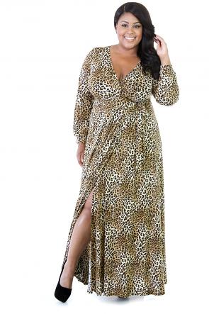 Wild Spirit Leopard Print