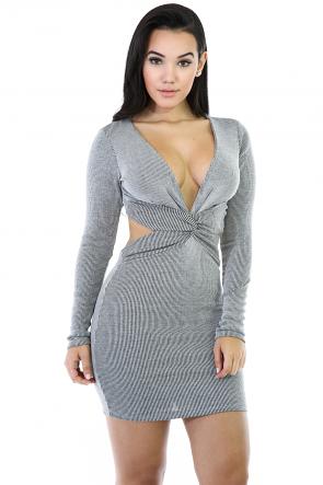 Warm Impressions Knit Dress
