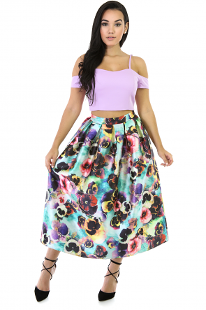 Finest Bloom Skirt