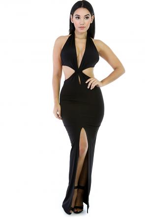 Overlooking Effect Dress