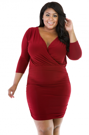 Embrace Your Curves Dress