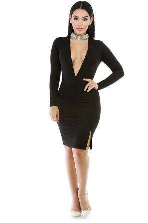 Black Knight Dress