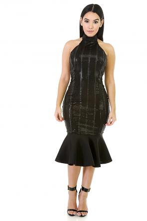 Dazzling Dame Dress