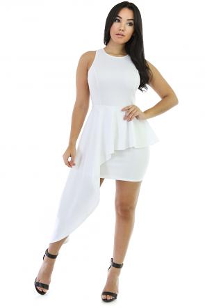 Over Under Asymmetrical Dress