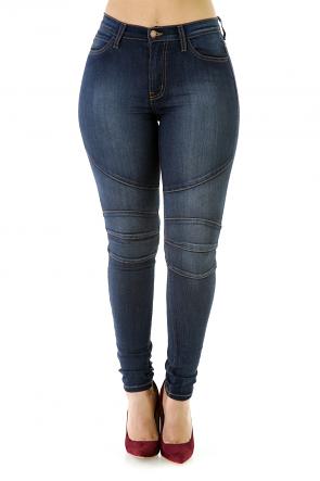 High Waist Vibrancy Jeans