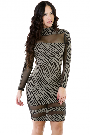 Sealed Cats Dress