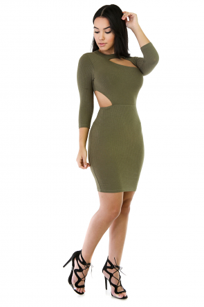 Princess Bodycon dress