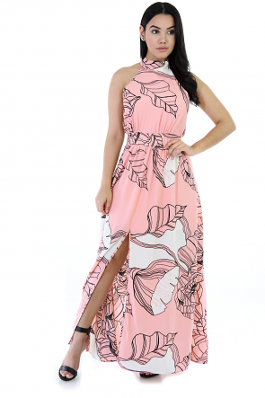 Write Along Maxi Dress