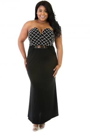 Hexy Lover Maxi Dress