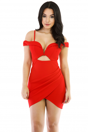 Lady In Love Mini Dress